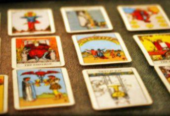 The Tarot Deck of Cards